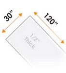 Convenient Sheet Sizes